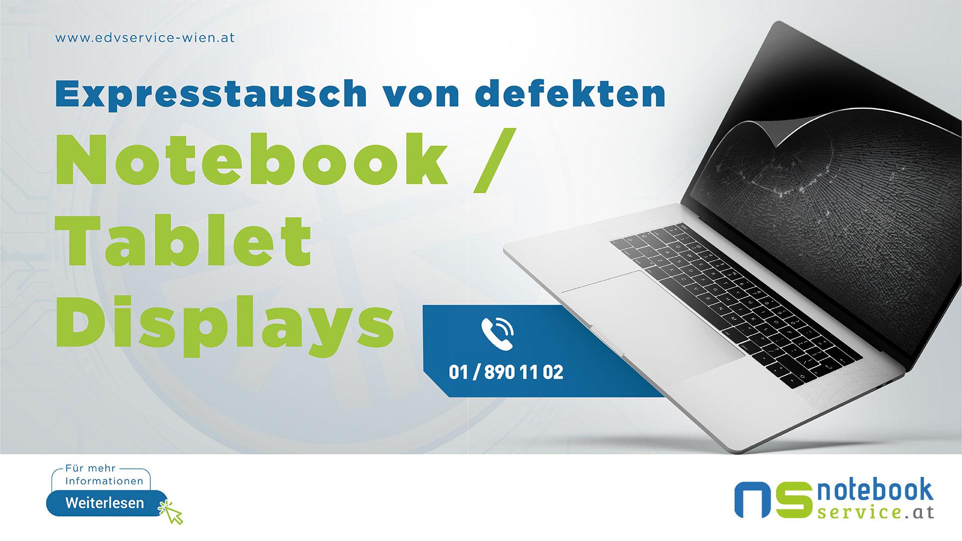 Notebook & Tablet Display Service