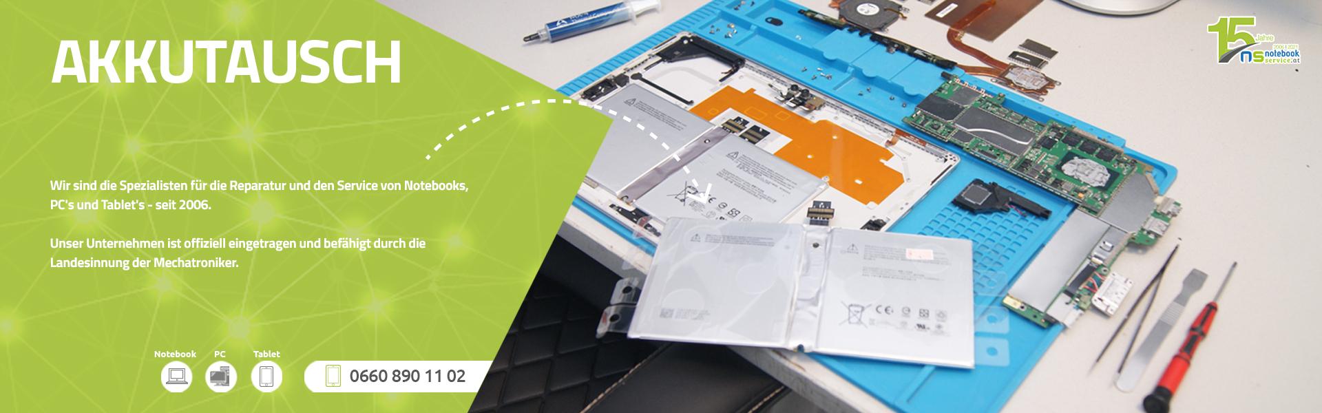 notebook-akkuservice-tausch